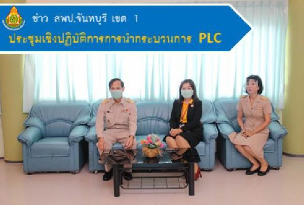 ประชุมเชิงปฏิบัติการการนำกระบวนการ PLC 13 ก.ค. 63