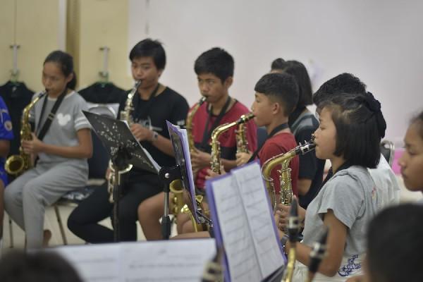 Chanthaburi Summer Music Camp 2017