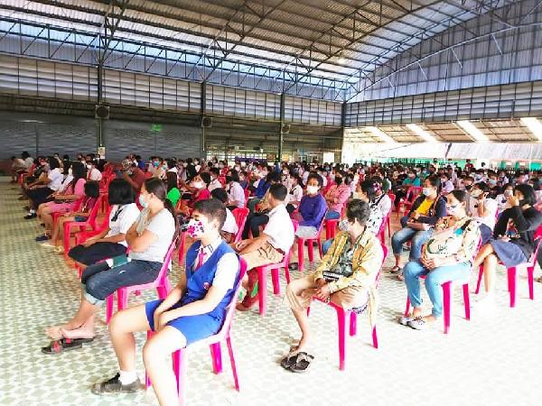 การประชุมผู้ปกครอง ปีการศึกษา 2563