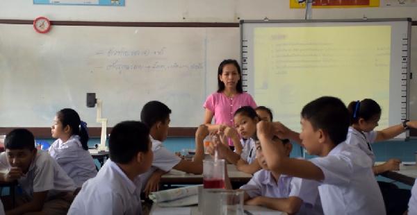 Active Learning โรงเรียนวัดพลับพลา โดย นางสาวจุฑามาศ ภุชงค์