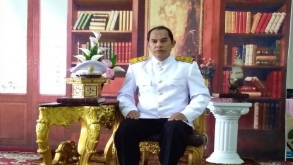 นายสุวิทย์  นราศรี  โรงเรียนอนุบาลจันทบุรี
