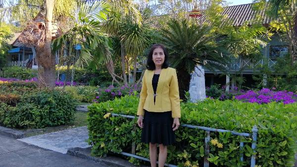 นางสาววีร์สุดา โยมญาติ  โรงเรียนวัดหนองบัว(ปทุมาภิพัฒน์)